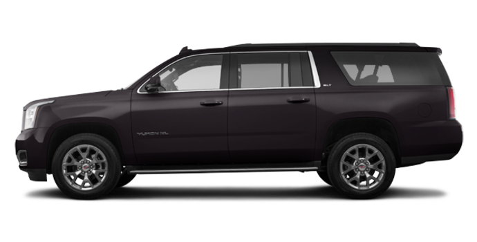 2018 GMC Yukon XL SLT | Photo 4 | Iridium Metallic