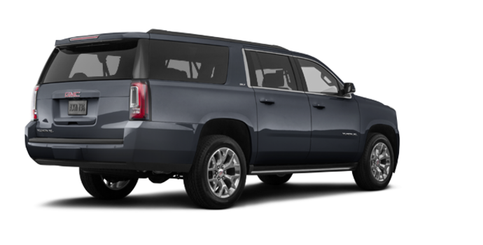 2018 GMC Yukon XL SLT | Photo 5 | Satin steel metallic