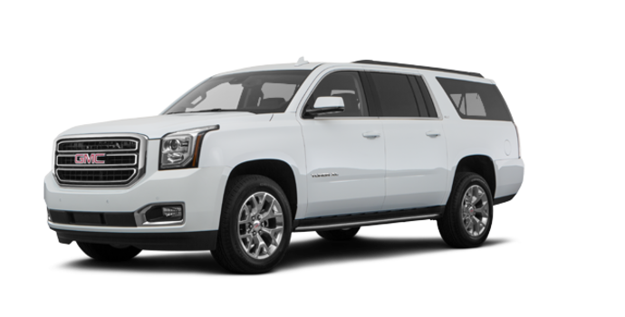 2018 GMC Yukon XL SLT | Photo 6 | Summit White