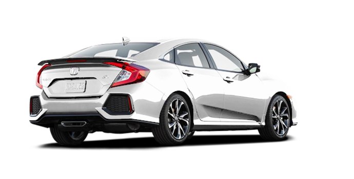 2018 Honda Civic Sedan SI | Photo 5 | White Orchid Pearl