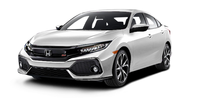 2018 Honda Civic Sedan SI | Photo 6 | White Orchid Pearl