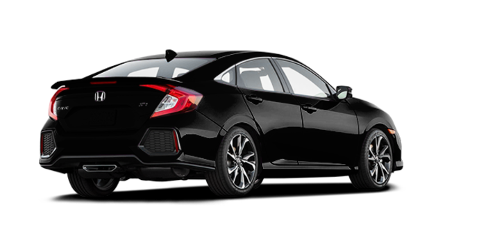 2018 Honda Civic Sedan SI | Photo 5 | Crystal Black Pearl