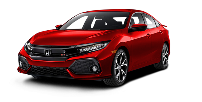 2018 Honda Civic Sedan SI | Photo 6 | Rallye Red