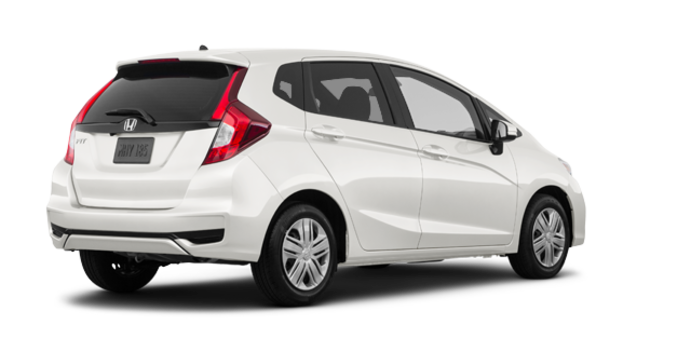 2018 Honda Fit LX | Photo 5 | White Orchid Pearl