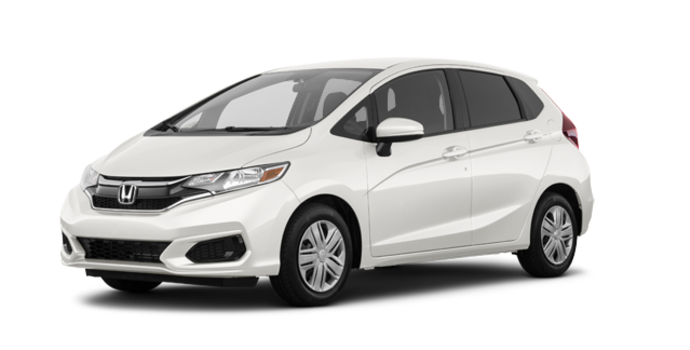 2018 Honda Fit LX | Photo 6 | White Orchid Pearl
