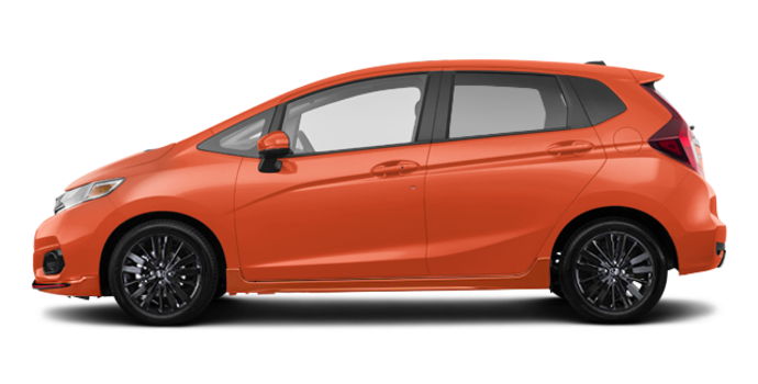 2018 Honda Fit SPORT | Photo 4 | Orange Fury