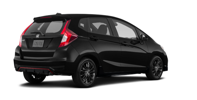 2018 Honda Fit SPORT | Photo 5 | Crystal Black Pearl