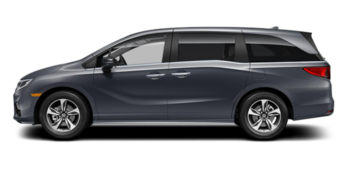 2018 Honda Odyssey EX-L NAVI | Photo 4 | Modern Steel Metallic