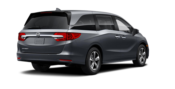 2018 Honda Odyssey EX-L NAVI | Photo 5 | Modern Steel Metallic