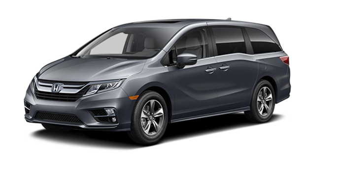 2018 Honda Odyssey EX-L NAVI | Photo 6 | Modern Steel Metallic