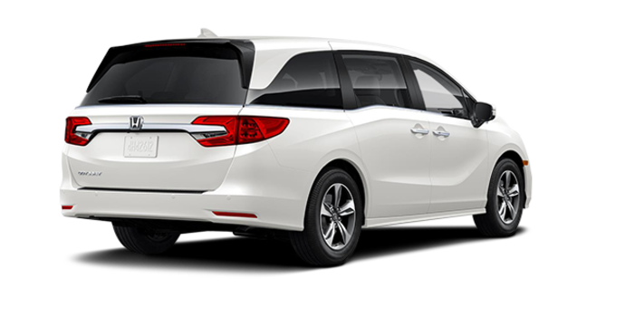 2018 Honda Odyssey EX-L RES | Photo 5 | White Diamond Pearl