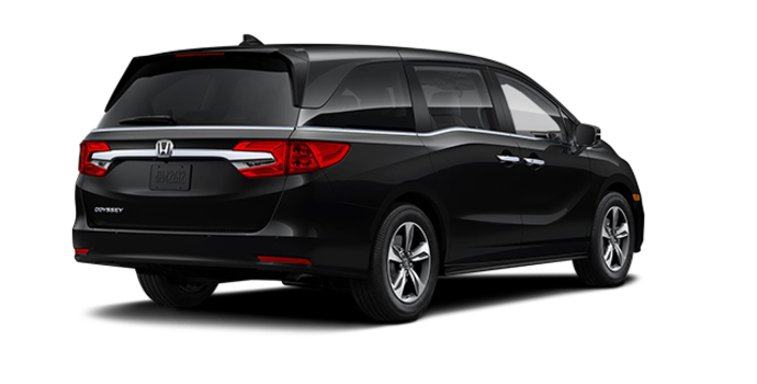 2018 Honda Odyssey EX-L RES | Photo 5 | Crystal Black Pearl