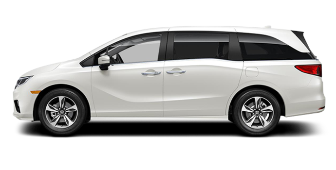 2018 Honda Odyssey EX | Photo 4 | White Diamond Pearl