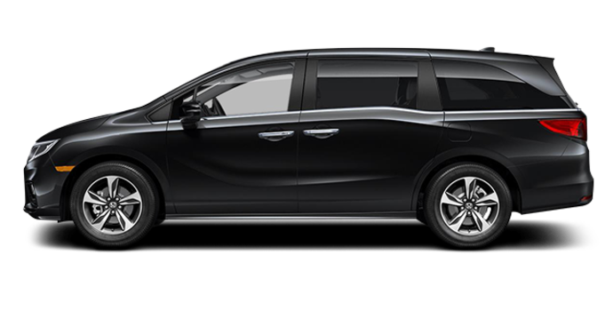 2018 Honda Odyssey EX | Photo 4 | Crystal Black Pearl