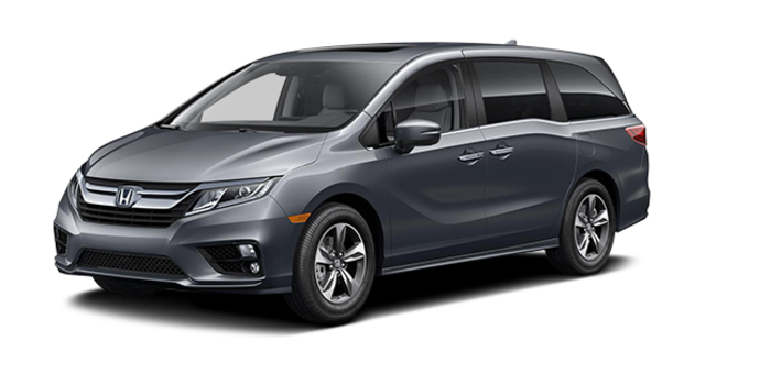 2018 Honda Odyssey EX | Photo 6 | Modern Steel Metallic
