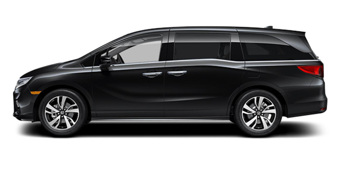 2018 Honda Odyssey TOURING | Photo 4 | Crystal Black Pearl