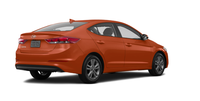 2018 Hyundai Elantra GL SE | Photo 5 | Phoenix Orange
