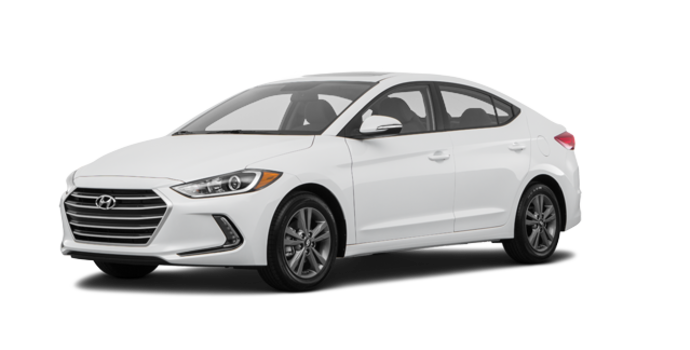 2018 Hyundai Elantra GL SE | Photo 6 | Polar White