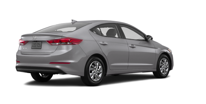 2018 Hyundai Elantra L | Photo 5 | Stormy Cloud
