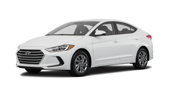 2018 Hyundai Elantra L | Photo 6 | Ice White