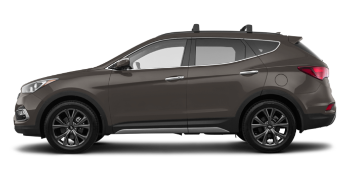2018 Hyundai Santa Fe Sport 2.0T ULTIMATE | Photo 4 | Titanium Silver