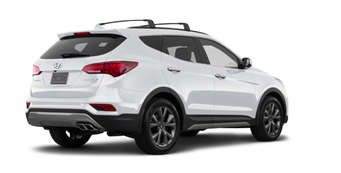 2018 Hyundai Santa Fe Sport 2.0T ULTIMATE | Photo 5 | Frost White Pearl