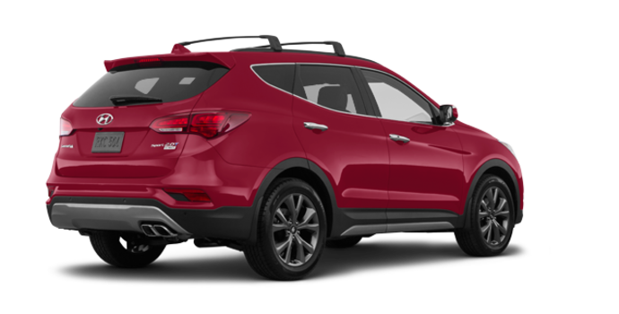 2018 Hyundai Santa Fe Sport 2.0T ULTIMATE | Photo 5 | Serrano Red