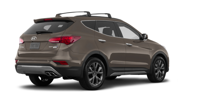 2018 Hyundai Santa Fe Sport 2.0T ULTIMATE | Photo 5 | Platinum Graphite