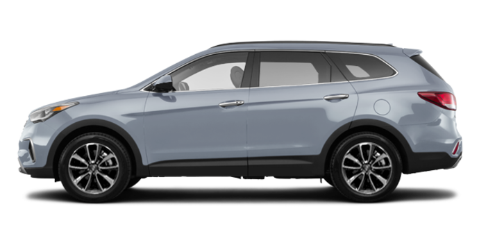 2018 Hyundai Santa Fe XL BASE | Photo 4 | Circuit Silver