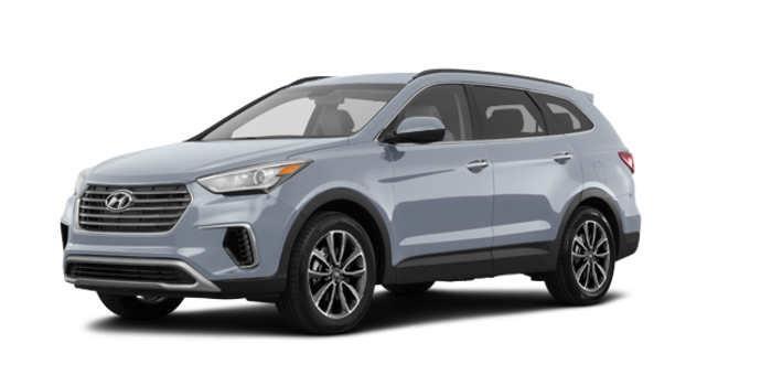 2018 Hyundai Santa Fe XL BASE | Photo 6 | Circuit Silver