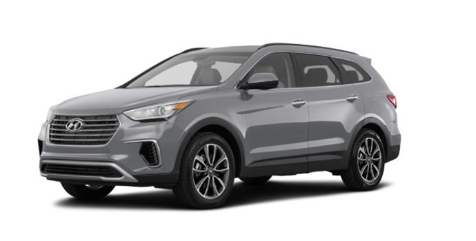 2018 Hyundai Santa Fe XL BASE | Photo 6 | Iron Frost