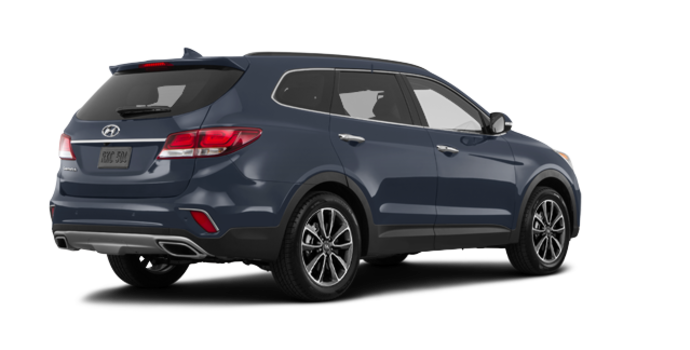 2018 Hyundai Santa Fe XL LUXURY | Photo 5 | Night Sky Pearl
