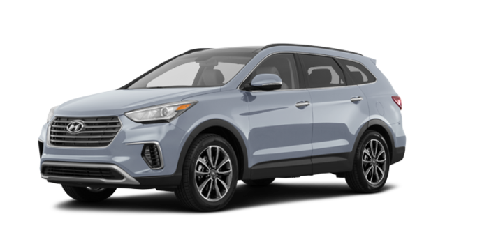 2018 Hyundai Santa Fe XL LUXURY | Photo 6 | Circuit Silver