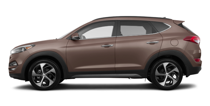 2018 Hyundai Tucson 1.6T ULTIMATE AWD | Photo 4 | Mojave Sand