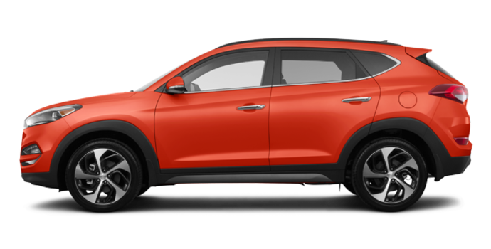 2018 Hyundai Tucson 1.6T ULTIMATE AWD | Photo 4 | Sedona Sunset
