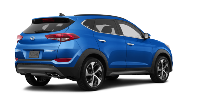 2018 Hyundai Tucson 1.6T ULTIMATE AWD | Photo 5 | Caribbean Blue