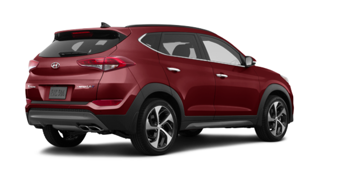 2018 Hyundai Tucson 1.6T ULTIMATE AWD | Photo 5 | Ruby Wine