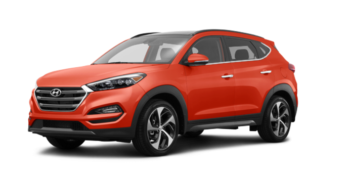 2018 Hyundai Tucson 1.6T ULTIMATE AWD | Photo 6 | Sedona Sunset