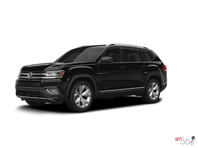 2018 Volkswagen Atlas Highline 3.6L 8sp at w/Tip 4MOTION