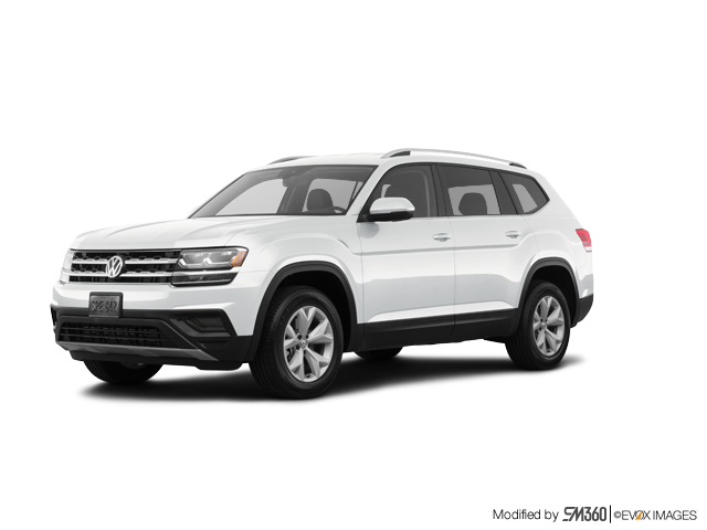 2019 Volkswagen Atlas Trendline 2.0T 8sp at w/Tip