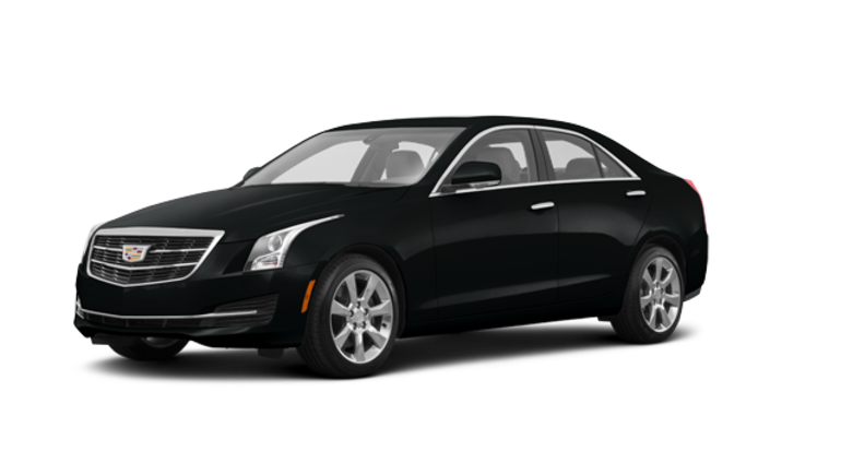 Cadillac ATS Sedan LUXURY 2016