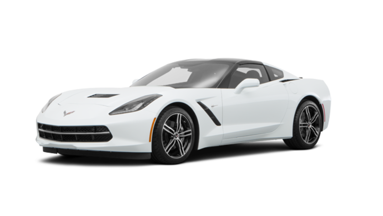 Chevrolet Corvette Coupé Stingray 1LT 2017