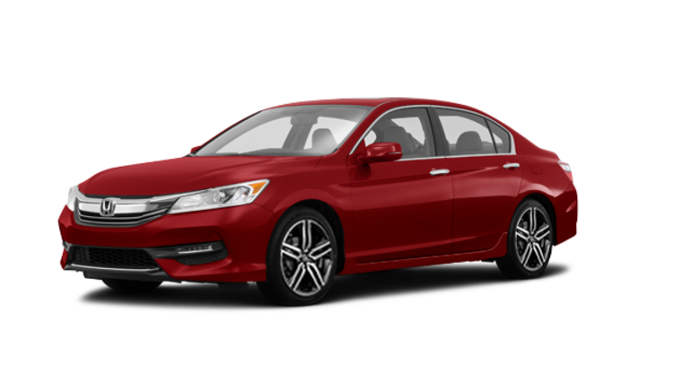 Honda Accord Sedan SPORT-SENSING 2017