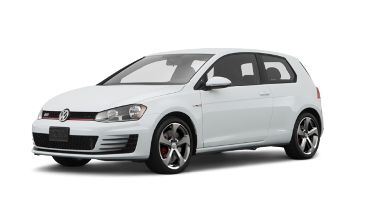 Volkswagen Golf GTI 3-door BASE 2017