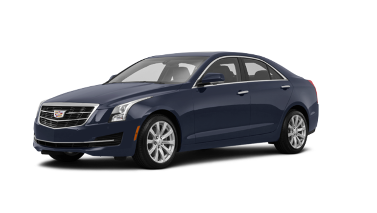 Cadillac ATS Sedan TURBO LUXURY 2018
