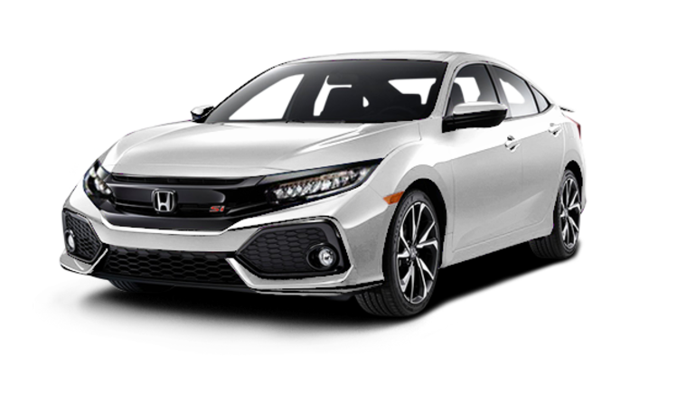 Honda Civic Sedan Si 2018 Sherbrooke Honda In Sherbrooke
