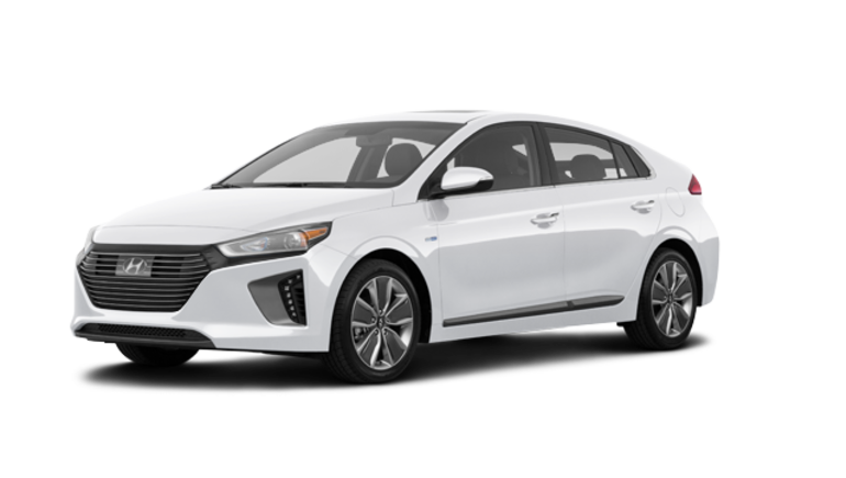 Hyundai Ioniq Hybrid LIMITED/TECH 2018