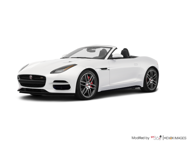 New 2019 Jaguar F Type Convertible 550hp R Awd 131336 5