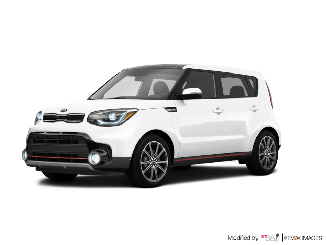 2017 Kia SOUL 1.6L SX TURBO