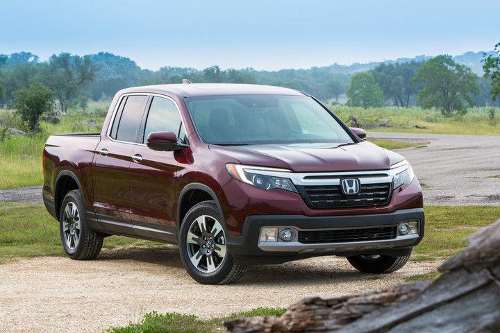 Honda Ridgeline 2019 : le camion pas comme les autres